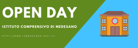 IC Medesano - Open Day 2020/21